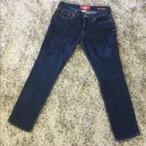Lucky Sweet N Straight Comfy Jeans